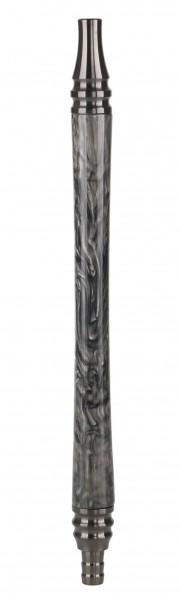 CAMO Dignity Resin Mundstück 32 cm V2A Edelstahl Schwarz