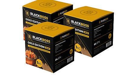 BlackBoss Kokosnuss Naturkohle Kohle 3Kg