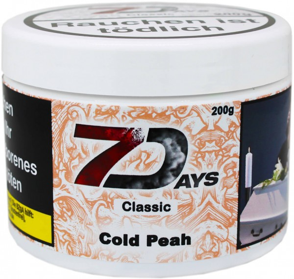 7-Days 200g Cold Peah