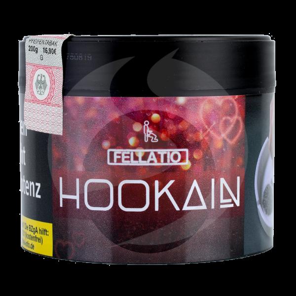 Hookain 200g Fellatio