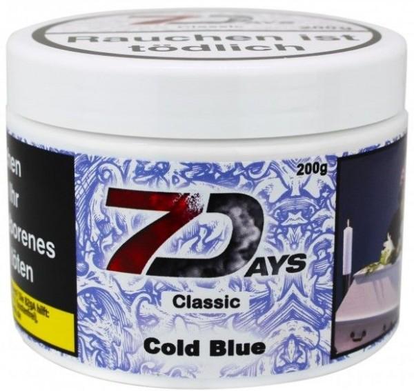 7-Days 200g Cold Blue