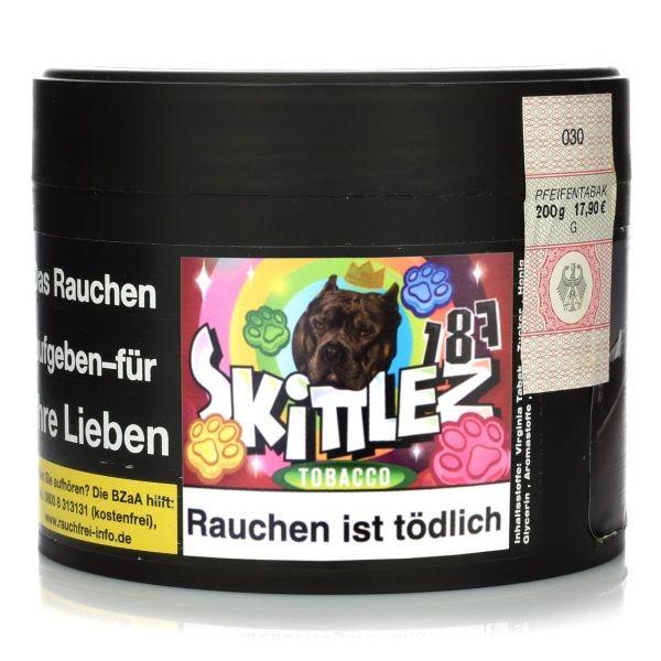187 Tobacco 200g Skittlez
